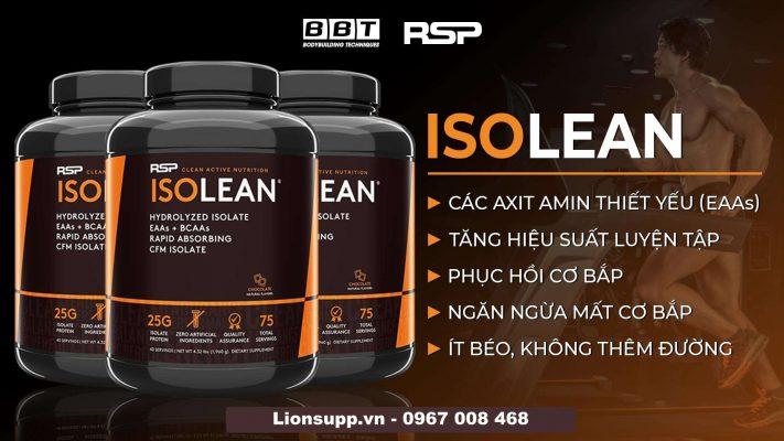 isolean whey protein hydrolyzed
