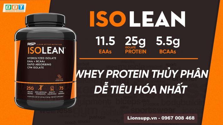 whey protein hydrolyzed isolate